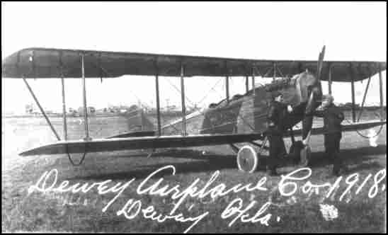 Dewey Airplane Co.