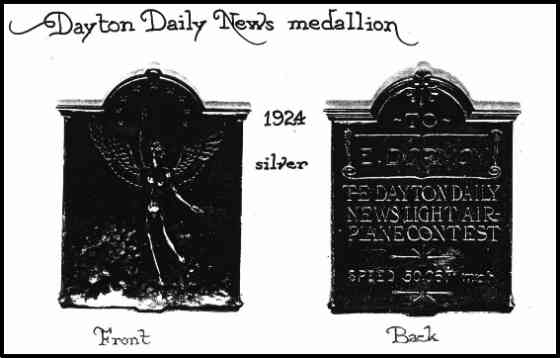 Dayton Daily News Medallion