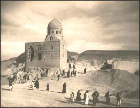 Mokattam and Khalifs Tombs