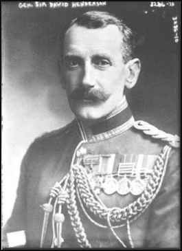 Gen. Sir David Henderson