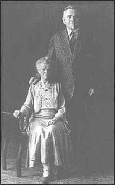 Franz Oster & wife