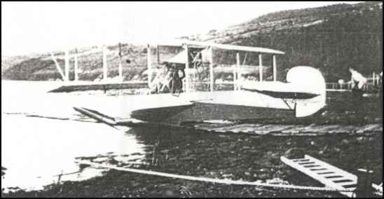 Curtiss Boat