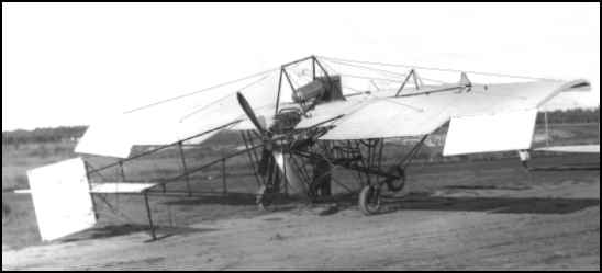Walden Model IX monoplane